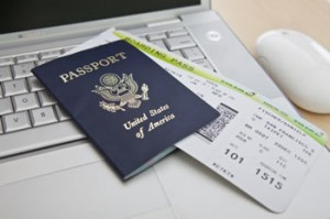 Passport and visa support for business travelers