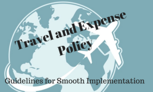 Travel and Expense Policy Guidelines by GTI Travel