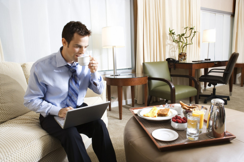 Business Travelers Prefer Convenience over Expense