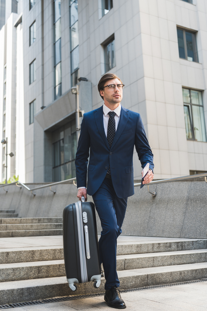 Consistent Business Travelers? 5 Things to Know!