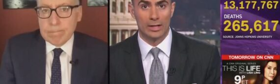 "Video: CNN Cancels Christmas; ""We Just Can't Do It This Year"" – Summit News"